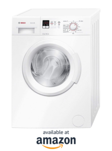 4. Bosch 6 kg WAB16161IN front loading washing machine in India
