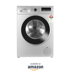 3. Bosch 7 kg WAJ2426SIN best rated front load washer in India