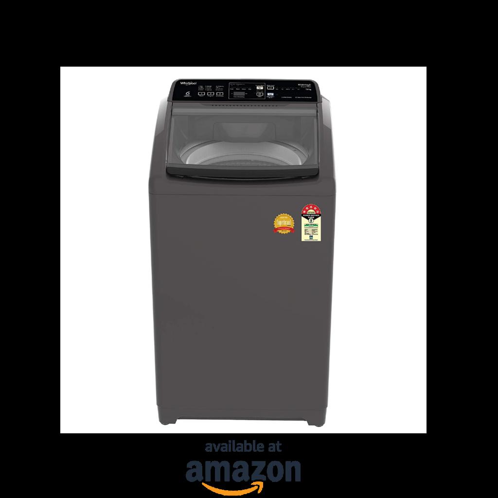 3. Whirlpool 7.5 best rated washing machine WHITEMAGIC ELITE 7.5