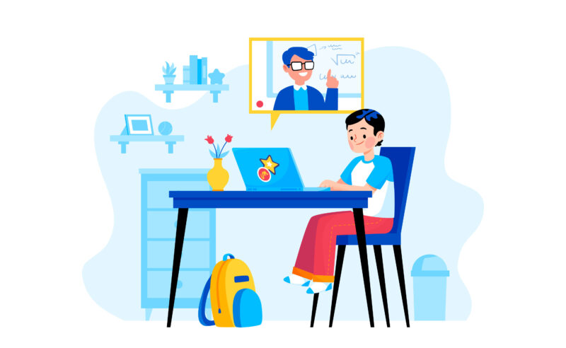 Online live classes | Bring school to home