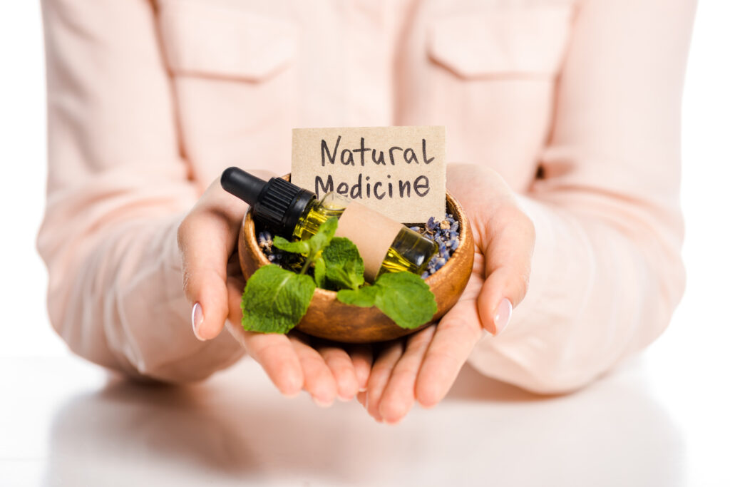Natural sexual medicine for women