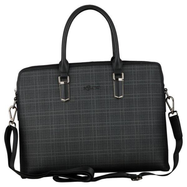 vegan laptop bag black MT-lIFESTYLE INTERNATIONAL LIMITED