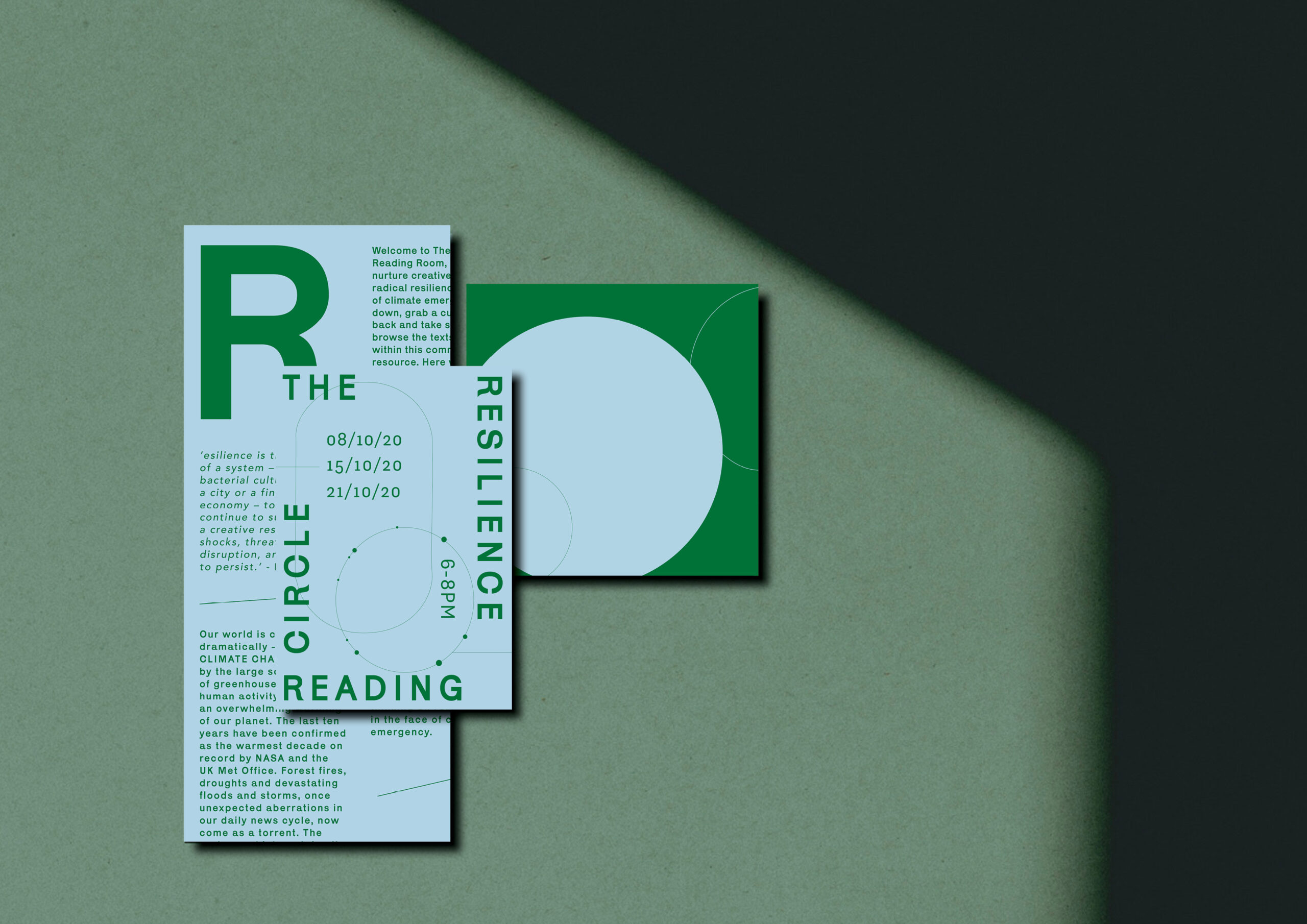 The Resilience Reading Circle