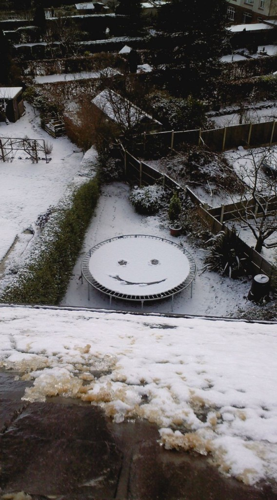Smiley Trampoline2
