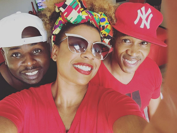 Mafikizolo Collaborates With Grammy Award nominated R&B singer , Syleena Johnson