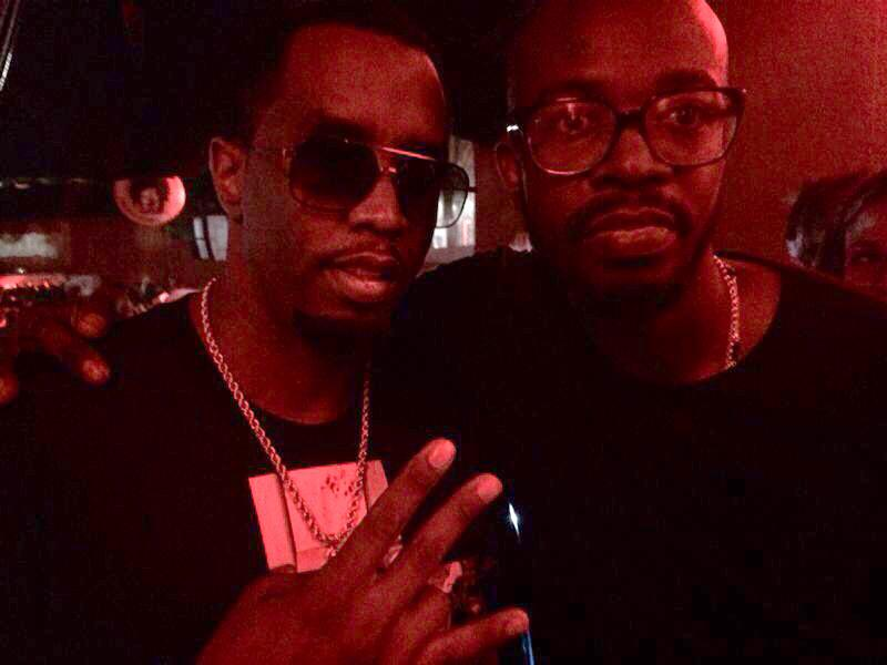 Photo of Watch Black Coffee & Diddy Making The Party Jump At Diddy's House