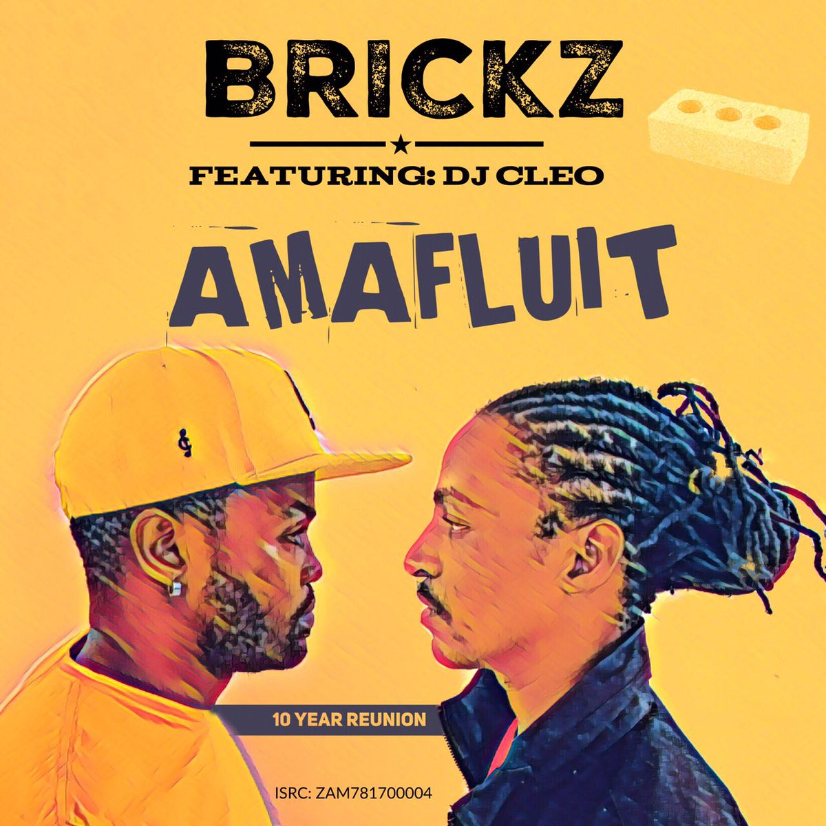 Photo of Brickz Releases New Hit Single Titled Amafluit Featuring DJ Cleo