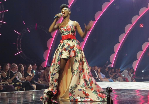 Photo of Watch Lira Performing 'Something Inside So Strong' At #MissSA2017