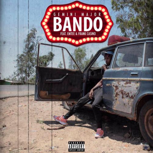 "Photo of Gemini Major Releases A Single Titled ""Bando"" Feat. Emtee & Frank Casino"