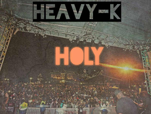 Photo of Heavy K Announces New Single And Releases Artwork