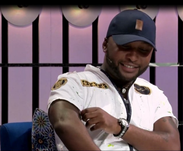 Watch Vusi Nova Serenade The Audience With His Performance