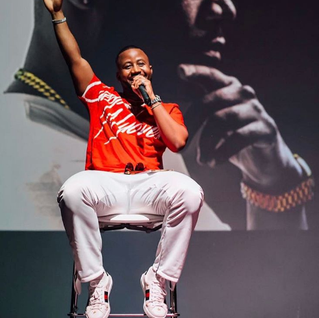 Photo of Cassper Nyovest Explains Why He Aims To Make His Parents proud