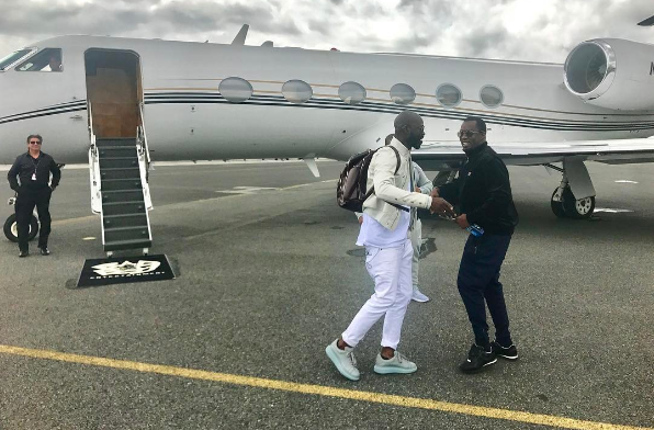 Photo of Black Coffee Promises To Fly Diddy When he Gets His Own Private Jet