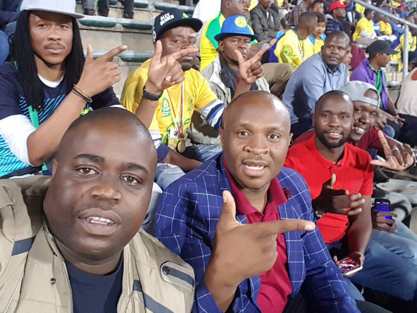 """Photo of """"I feel like starting a fight,just for inspiration"""" Says Dr Malinga"""