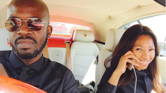 Photo of Watch! Enhle Mbali Featured In Black Coffee's Latest Music Video