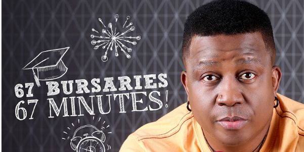 Photo of DJ Fresh Giving 67 Bursaries For 67 Minutes On This Mandela Day