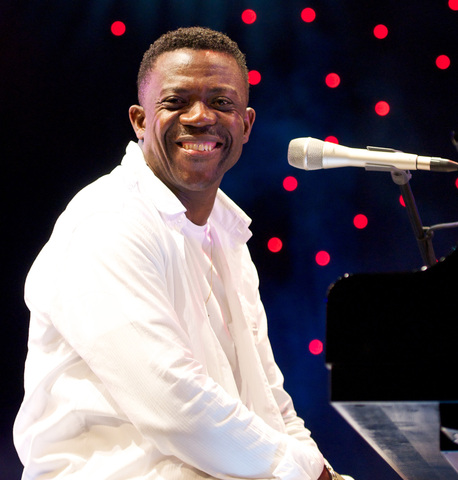 Photo of Benjamin Dube's Live DVD 'Victorious In His Presence' Available For Pre-Order