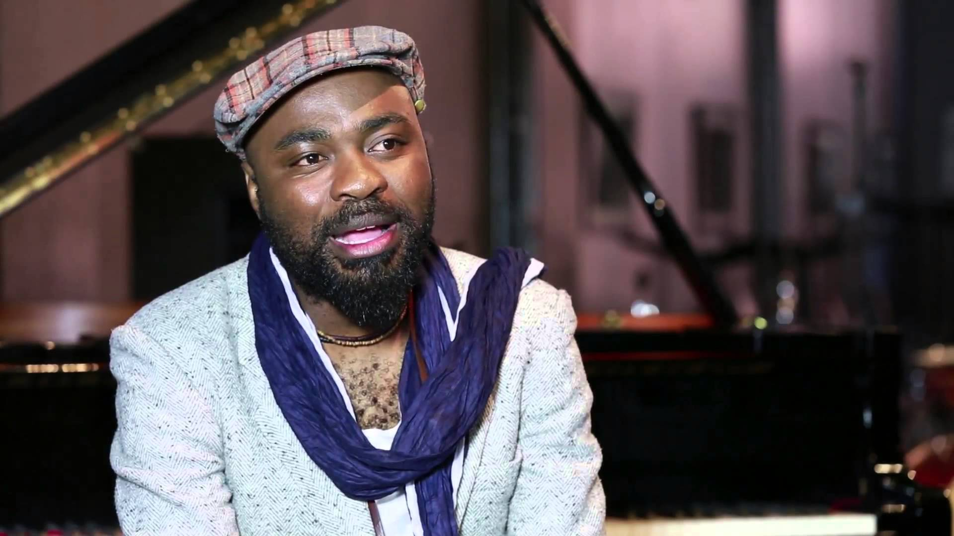 "Photo of ""My approach to jazz is a very communal one"" says Nduduzo Makhathini"
