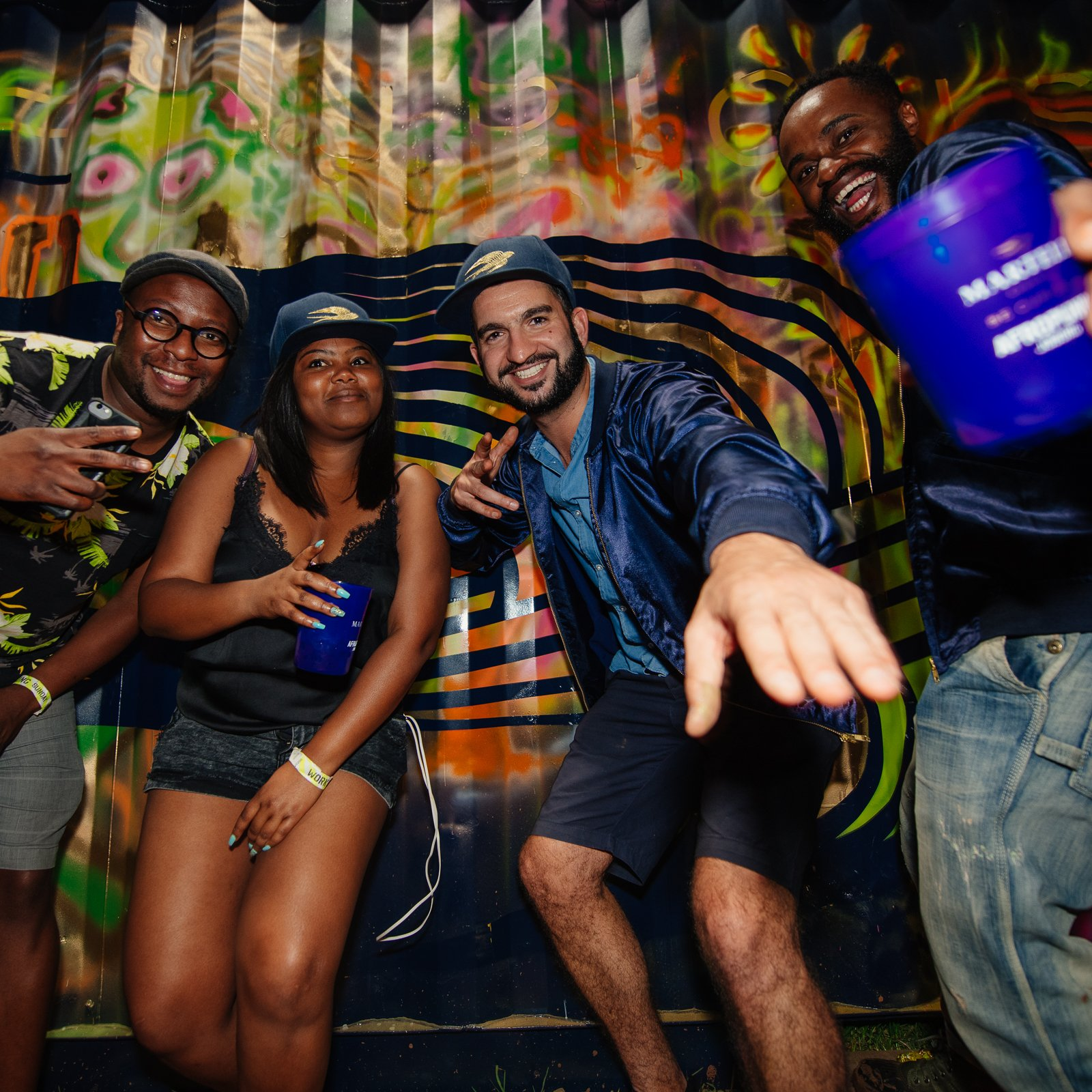 Photo of Pics! You Might've Missed From The AfroPunk JHB Event