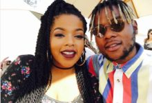 Photo of Pics! Shekhinah All Loved Up With Her Bae