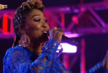 Photo of Twitter Once Again Rips Lady Zamar's Lace Jumpsuit In To Shreds
