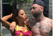 """Photo of Kelly Khumalo To Sue Move Magazine For """"Racist"""" Caption"""