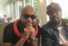 Photo of Vusi Nova And Anthony Hamilton On Possible Collaboration