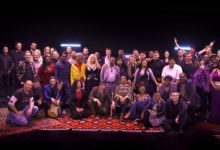 "Photo of 50 SA Artists Pay Tribute To Johnny Clegg With ""The Crossing"""