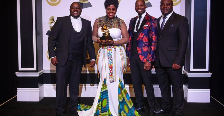 South African Musicians Who Have Won Grammys