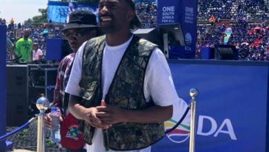 Photo of SA Hip Hop Fans React To Ricky Rick Performing At The DA Manifesto Launch!