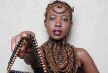 "Photo of Ntsiki Mazwai Says ""In SA, Only Blacks Must Suffer"""