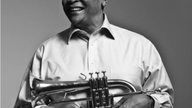 Photo of Hugh Masekela's Heritage Foundation Gives Back To SA's Young Artists