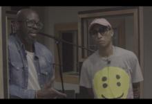 Photo of Black Coffee Creates Music With Pharrell Williams