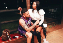 Photo of DJ Zinhle's Bae Finally Embraces Their Relationship