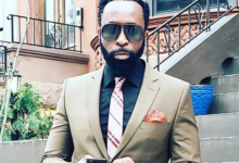 Photo of DJ Sbu Receives Admiration From The President