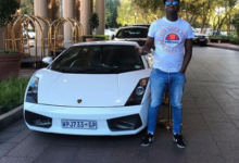 Photo of Zulu Boy Enjoys His Vacation In Style