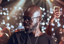 """Photo of Watch! Black Coffee Showing  Us His Epic Skills """"Feel The Drums, Feel The energy"""""""