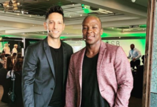 Photo of Kabelo Mabalane & Danny K Continue To Unite South Africa Together