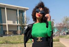 Photo of Kelly Khumalo Allegedly No Longer Part Of Lebo Mathosa Biopic