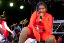 """Photo of Watch! Busiswa Proves She Has The """"Power"""" Through Her Killer Dance Moves"""