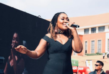 Photo of Lol, Watch! Lady Zamar Dancing To Adele's Tune Will Have You In Giggles