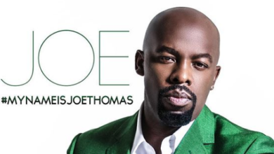 "Photo of Joe Thomas Has Just Landed In SA & Set To Perform His ""Soulful Night"" Concert"