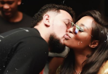 Photo of Pics! DJ Zinhle Celebrates AKA Going Diamond With Familly
