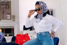 Photo of DJ Zinhle Congratulates Her Baby Daddy AKA On His New Reebok Deal