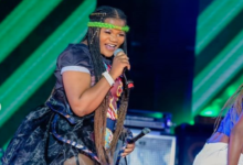 Photo of Busiswa Reveals How Her  Son Dancing To Her Songs When On TV Make Her Feel