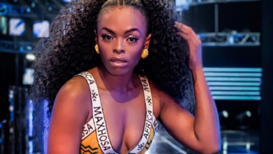 Photo of Unathi Nkayi Looks Ravishing As She Celebrates Minnies 10 Years In The Game