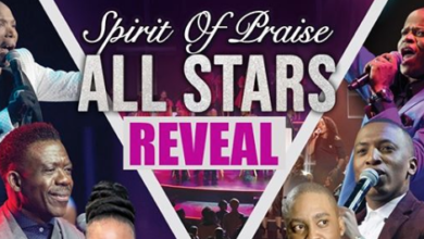 Photo of Spirit Of Praise All-Stars Concert Set To Take Place At The Carnival City