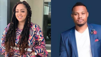 Photo of American Gospel Singer Todd Dulaney Shows Appreciation To Mahalia Buchanan Over Her Voice