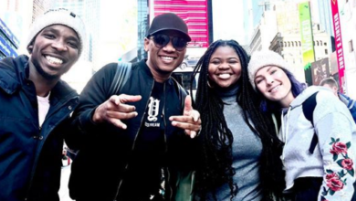 Photo of Inside The 'Idols SA' Top 3 Trip To New York
