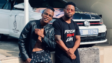 "Photo of TNS To Prince Kaybee: ""Love, Care & Family Support Can Make you Alive"" After Mending Things"